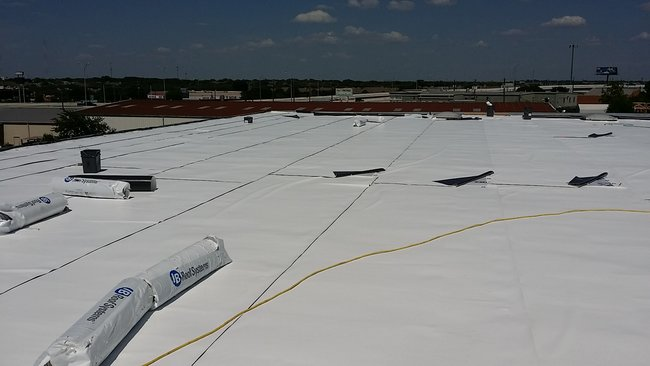 Cedar Park Commercial Roof Repair