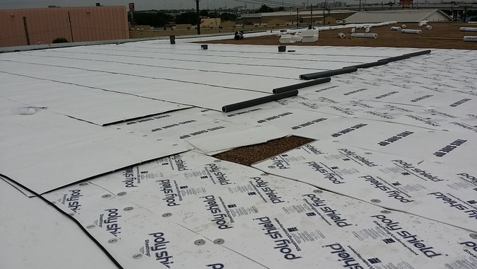 Leander Commercial Roof Repair