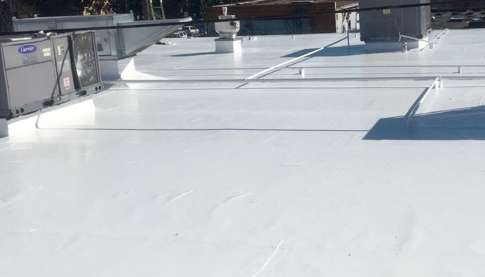 Commercial Flat Roof Repair Armadillo Roofing Amp Exteriors