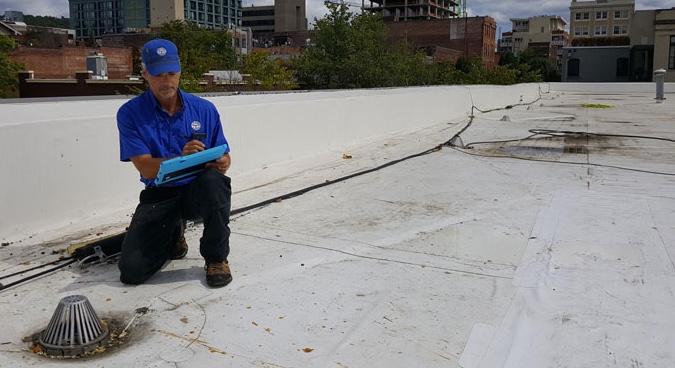 Austin Commercial Roof Repair