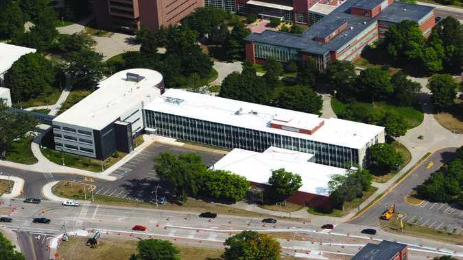 Austin Commercial Roofing Installation