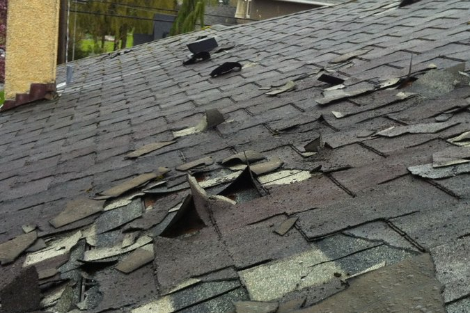 Austin Shingle Roof Installation