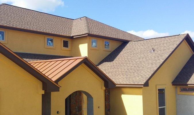 Bastrop Roof Installation