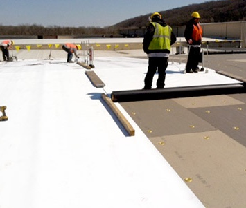 Commercial Flat Roof Replacement Contractors
