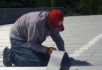 Commercial Metal Roof Repair Contractors