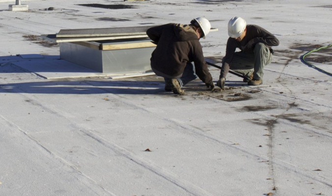 Commercial Roof Inspecions