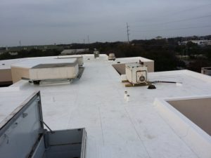 Commercial Roof Repair Austin