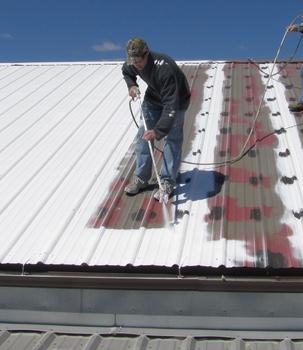 Commercial metal Roof Replacement Contractors