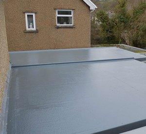 Flat Roof Repair Contractor