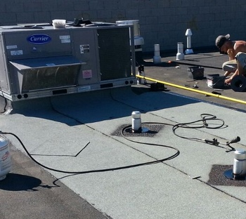 Killeen Commercial Flat Roof Repair Contractors