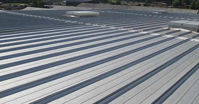 Leander Commercial Metal Roof Repair
