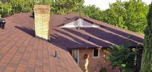 Lost Creek Roof Installation