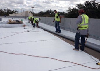 Commercial Flat Roof Repair Contractors