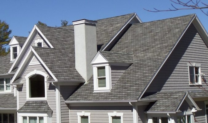 Oak Hills Roof Installation