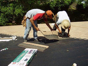 Oak Hill Roof Installation Contractor