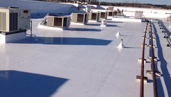 Temple Commercial Flat Roof Repair