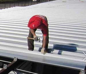 Temple Commercial Metal Roof Restoration Contractors