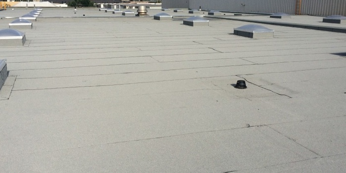 Waco Commercial Flat Roof Repair