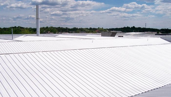 Waco Commercial Metal Roof repair