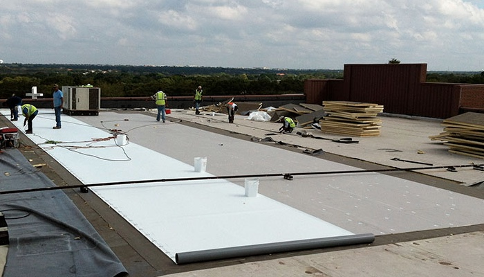 Waco Commercial Roof Repair